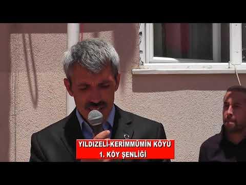 SİVAS YILDIZELİ KERİMMÜMİN 1.KÖY ŞENLİĞİ SRT TV ŞENLİK