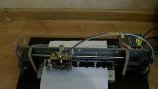 самодельный режущий плоттер из струйного принтера. Часть 1. Соленоиды и электромагниты