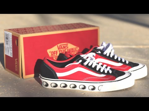 40d4c8a46f Vans style 36 Decon SF unboxing - YouTube