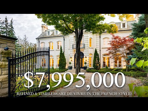$7,995,000 - Refined & timeless - 99 Old Colony Road, Toronto