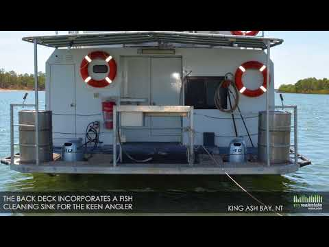 Luxury Established Houseboat Business for Sale – King Ash Bay, NT