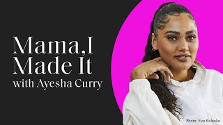 Ayesha Curry Shares Her Roasted Red Pepper Pasta Recipe with ELLE | Mama, I Made It