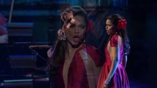 Soprano Larisa Martínez sings Maria La O by Ernesto Lecuona
