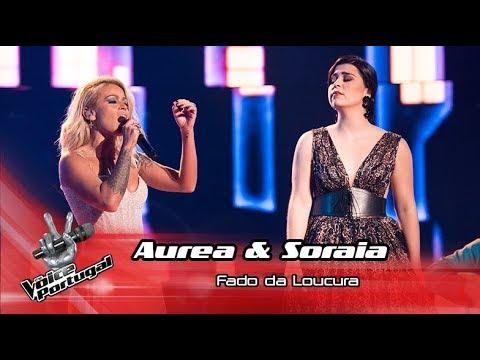 Aurea & Soraia Cardoso - 'Fado da Loucura'   Final   The Voice Portugal