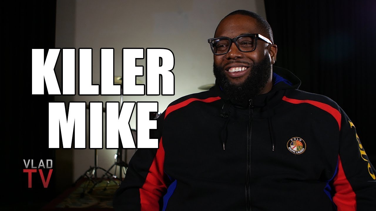 Killer Mike on Helping Crips Make 'Crip-a-Cola' and Bloods Make 'Blood Pop'