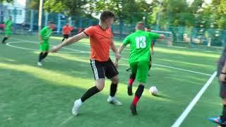 1 4 финала ФК Район 3 2 EvA 2 лига 10 07 2021 5 турнир BEST LIGA по мини футболу