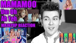 MAMAMOO Um Oh Ah Yeh Reaction / Review - MRJKPOP ( 마마무 음오아예 )