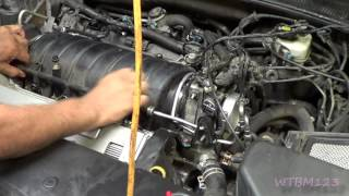 how to fix front suspension 2003 holden redo