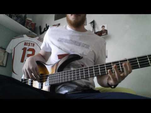 Prince Royce - La Carretera ( cover bass )
