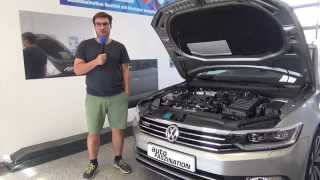 Chiptuning Einbauvideo VW Passat Bi Turbo 2,0 TDI 176 KW 240 PS 500NM