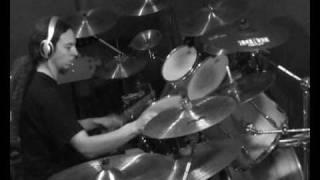 Necrophagist Drumming
