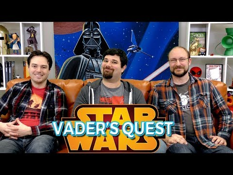Star Wars: Vader's Quest | Back Issues