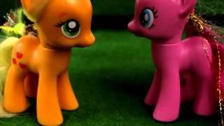 Май литл пони МЛП сериал Любовная История 1 серия игрушки для девчонок