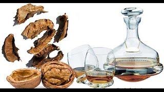 ореховая настойка для омоложения организма