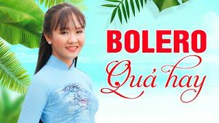 Nhật Ký Hai Đứa Mình - Ngất Lên Ngất Xuống Khi Nghe Tuyệt Phẩm Bolero 2020 KIM CHI LÊ SANG Mới Nhất
