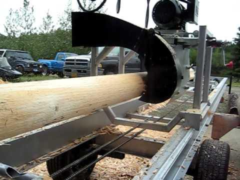 Log Mill Lathe Doovi