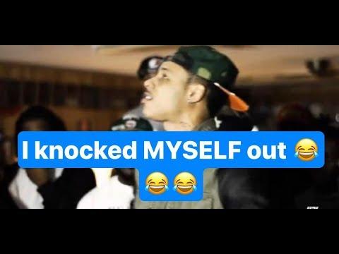 Rapper Prez Mafia KNOCKED OUT?!?! Explains what happened A Butta