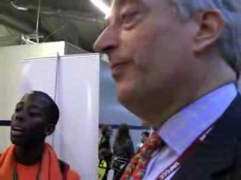 Lord Monckton Confronts Obama's Nazi Youth Members With Some Hard Facts