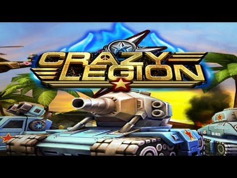 CrazyLegion - Universal - HD Gameplay Trailer