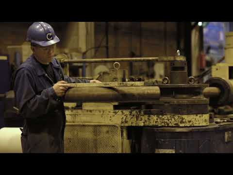 Prefabrikkerte rør og komponenter til industri  - Caverion Ylivieska