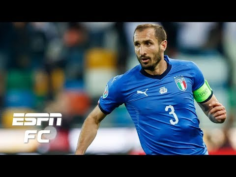 Does Italy lack a defensive leader without Giorgio Chiellini? | Euro 2020 Qualifiers
