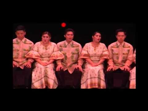 PSINAYA 2016: Philippine Madrigal Singers