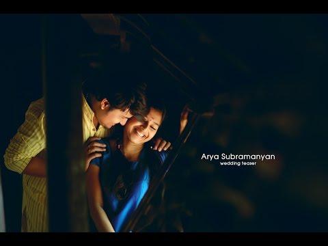 Arya Subramanyan Wedding Teaser