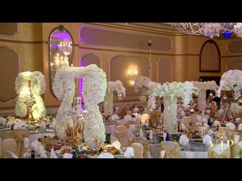 Dream Wedding Highlights 2017 By ViP Flowers
