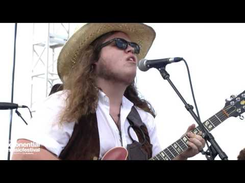 """Marcus King Band - """"Keep On Moving"""" (XPoNential Music Festival 2016)"""
