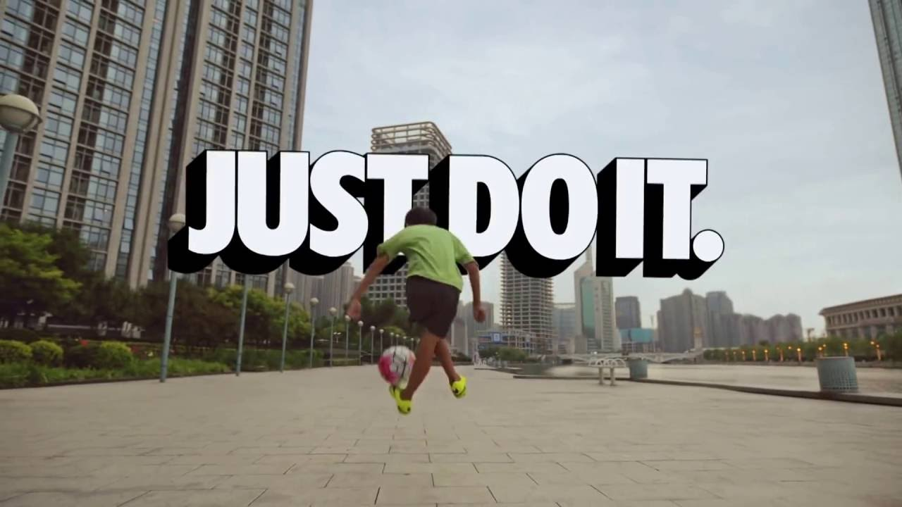 Image result for just do it tvc