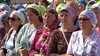 В Свято-Троицком Серафимо-Дивеевском монастыре состоялись торжества в честь прп Серафима Саровского