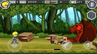 Alpha Guns - Mission Alpha - Defeating Level 8 BOSS (Android/iOS)