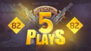 FaZe Rain - Top 5 Plays - Week 82 Powered by @ScufGaming