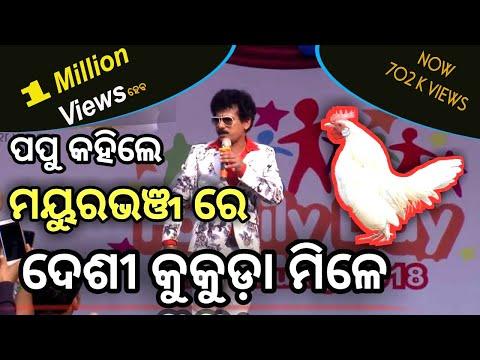PAPU POM POM|| papu comedy in stage ||Mayurbhanj utsav 2019|| 24ENEWSodia