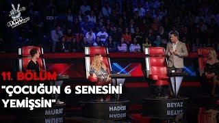 Jüri üyeleri Murat Boz'a yüklendi! | O Ses Tür