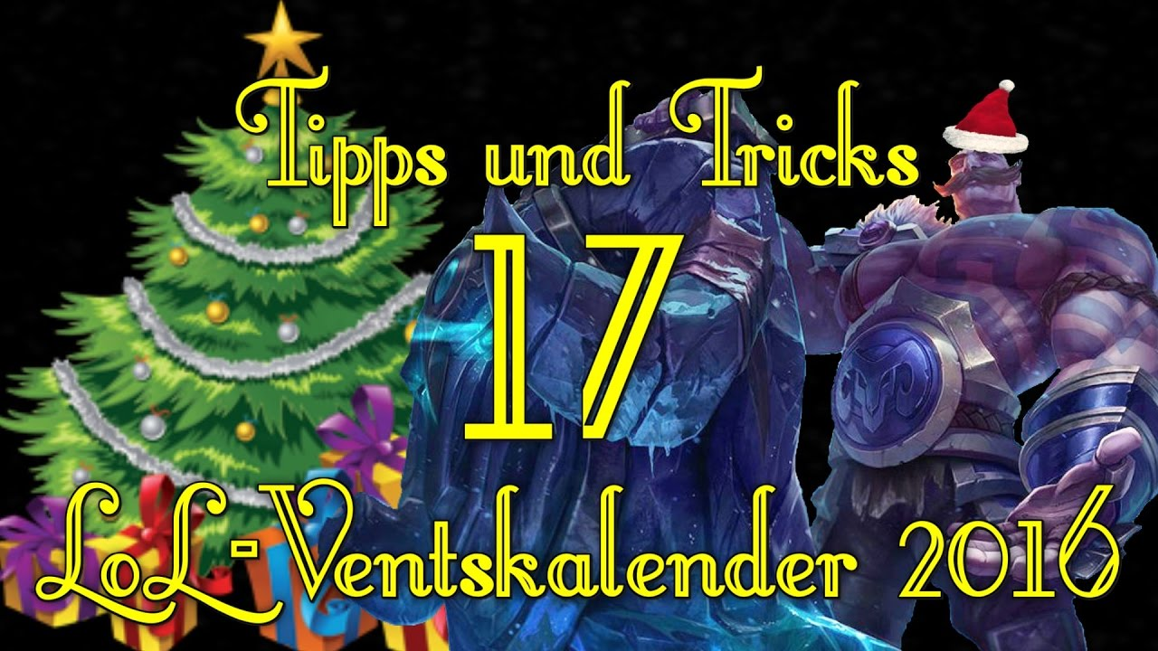 league of legends tipps und tricks