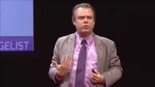 Changing the world through swarm intelligence: Rick Falkvinge at TEDxOslo 2013
