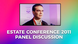 Estate Conference 2011   Panel