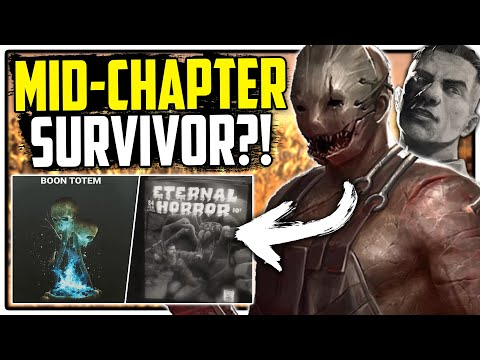 NEW SURVIVOR WITH MID-CHAPTER 21.5 PATCH?! EVAN MACMILLAN/THE TRAPPER THEORY! - Dead by Daylight