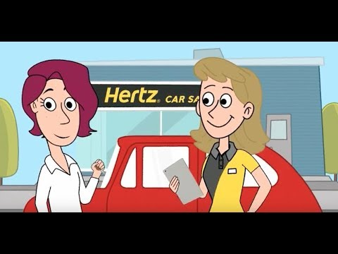 Hertz Car Sales - Buying A Car Made Better