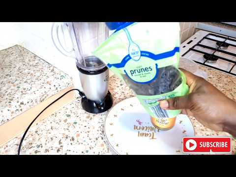 Prune Juice For Constipation