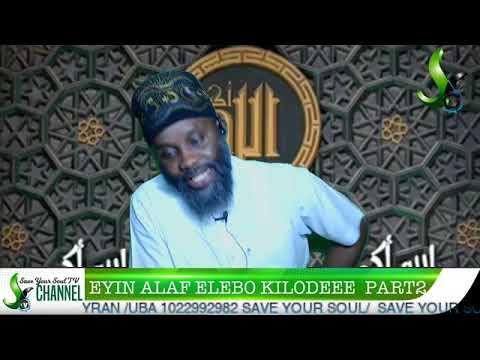 Download EYIN ALFA ELEBO KILODEEEEE KINI MOSE FUN YIN???? PART (2) (B)