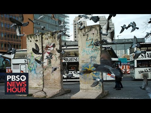 Why German Divisions Remain, 30 Years After Fall Of The Berlin Wall