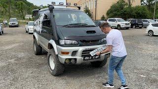 УРААА !!! Купил себе вторую машину во Владивостоке )))