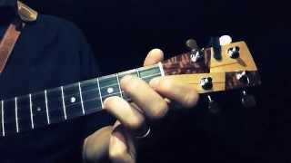MUJ: Moonshadow - Cat Stevens (ukulele tutorial)