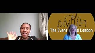 """In Conversation with... Wedding Planning Course Graduate, Akilah, from """"Events with Akilah"""""""