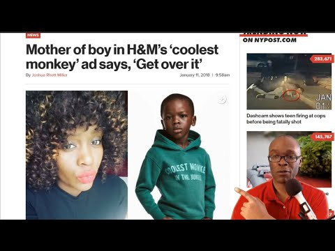 """Mom of Boy in """"Coolest Monkey"""" H&M Hoodie Says Get Over It and Stop Crying Wolf (REACTION)"""