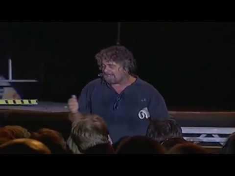 Beppe Grillo Story Show quando il comico sostituiva il politico