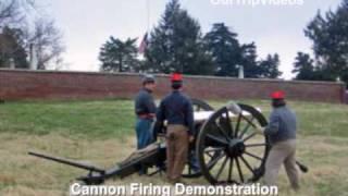Fredericksburg Battlefield, VA, US - Part 1