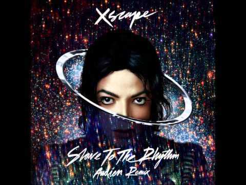 Michael Jackson - Slave To The Rhythm - Audien Remix (AUDIO)